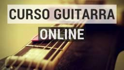 Curso Guitarra Online Masterclass e outros