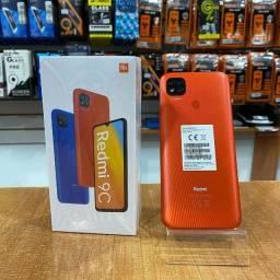 Mega Promoção - Redmi 9C de 64GB Novos Lacrado com 1 ano de Garantia + Brindes