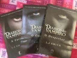 Livros Diário de um Vampiro