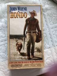 Filme Hondo (Caminhos Ásperos) de John Wayne