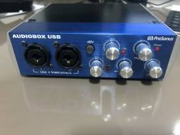 Interface presonus audiobox USB
