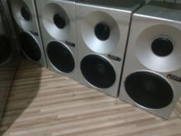 Technics 4 caixas em alumínio SB F3