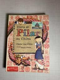 Livro diário de Pilar