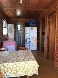 Kitnet com 2 dormitórios para alugar, 25 m² por R$ 180,00/dia - Cassino - Rio Grande/RS