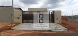 Casa com 2 dormitórios para alugar, 80 m² por R$ 750/mês - Residencial Morada do Sol - São