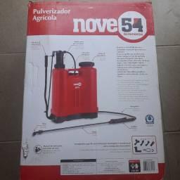 Pulverizador agrícola capacidade 20 litros