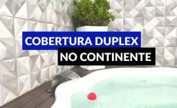 (Barbada) Cobertura Duplex 176 m² no bairro Capoeiras