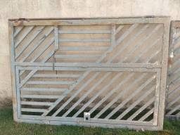 Portão 3 metrô de comprimento.450 R$