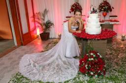 Vestido de noiva Isa Drummond Noivas