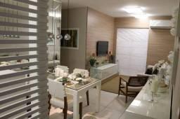 Apartamento com 3 dormitórios à venda, 71 m² por R$ 335.100,00 - Torres D'italia - Cuiabá/