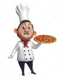 Contratamos Pizzaiolo