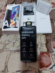 A21s 64GB Novo