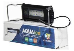 Luminária Aqualed LED Branco até 35cm