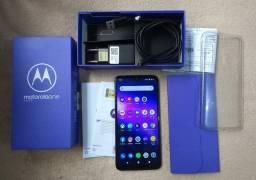 Motorola One Macro Zerado