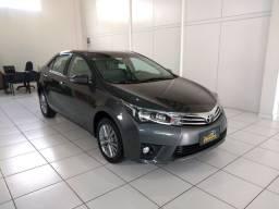 Toyota Corolla Xei 2.0 Flex Automático. 39.000 km