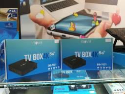 TV box 4K full HD