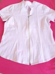 Camisa branca super nova