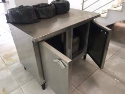 Refrigerador Horizontal de Inox