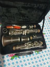 Clarinete  Sib 17 chaves
