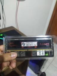 Memória ram 8gb p/ setup ddr4
