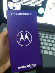 Motorola One (2018)-Preto-64GB