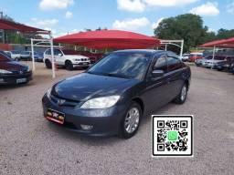 Honda Civic Lxl 1.7 Gasolina - 2005