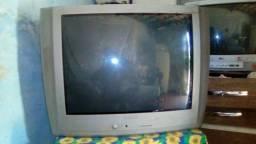 Tv de tubo pra desapegar 180