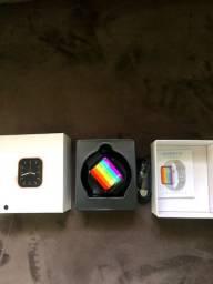 Smartwatch IWO W26 passo cartão