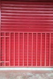 4 portas de aço novinhas sem a grade