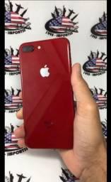Dia de comprar seu iphpne Iphone 8plus Red. Aceito cartão