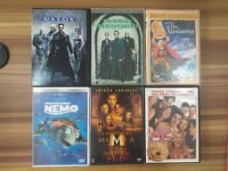 DVDs Originais Cada - Edições Especiais para Colecionador