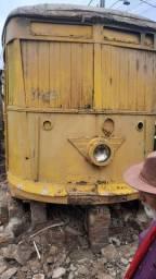 Relíquia bonde 1950 carris raridade