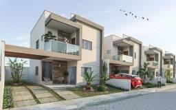 Casa Duplex - No Porcelanato - 3 suites - Pagamento Facilitado