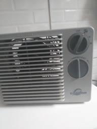 Aquecedor e ventilador