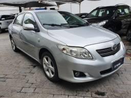 Toyota Corolla XLI 1.8, Automatico, GNV 5 Geracao, Couro, Multimidia
