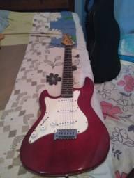 Guitarra pra canhoto