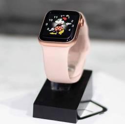 Relógio inteligente Iwo 12 pro rose 40m c