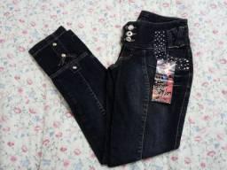 Calça jeans 36 nunca usada