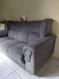 Cama e sofá para venda