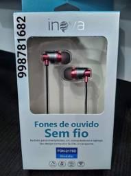 Fone de ouvido inova *com* fio fon-2170d