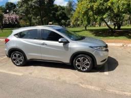 Honda Hrv Exl Cvt 2016 sem detalhes único dono novíssimo