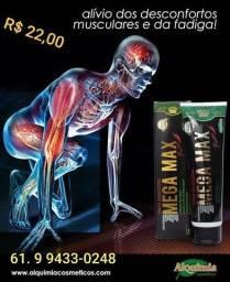 Pomada Massageadora Mega Max Prime