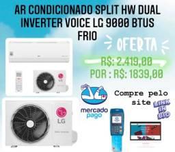 Ar-Condicionado Split LG Dual Inverter FRIO