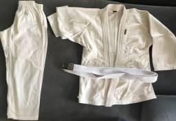 Kimono Infantil Shiroi Tamanho M2