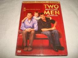 Dvd box two and a half men 1 temporada 4 discos