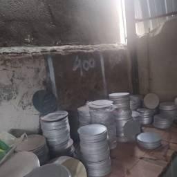 Discos de aluminio para repuxo