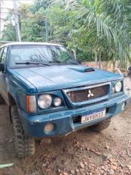 L200 gl 2003/2004 Diesel 4×4 Ac Troca