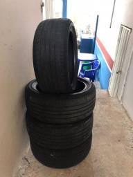 Pneu Dunlop do corolla 2020 225/45/r17