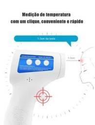 Termometro Digital Infravermelho Testa Infantil/Adulto