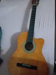 Vendo violão usado 65$ Jaboticabal